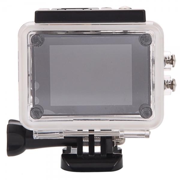 SJ7000 Full HD 1080P 2.0 inch LCD scherm Novatek 96655 WiFi sport Camcorder Camera met Waterdicht hoesje  170 graden HD groothoek Lens  30m Waterdicht(rood)