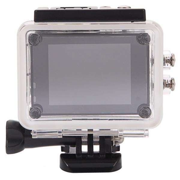 SJ7000 Full HD 1080P 2.0 inch LCD scherm Novatek 96655 WiFi sport Camcorder Camera met Waterdicht hoesje  170 graden HD groothoek Lens  30m Waterdichtwit