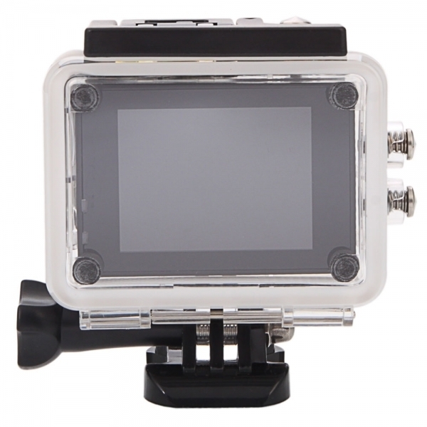 SJ7000 Full HD 1080P 2.0 inch LCD scherm Novatek 96655 WiFi sport Camcorder Camera met Waterdicht hoesje, 170 graden HD groothoek Lens, 30m Waterdicht(geel)