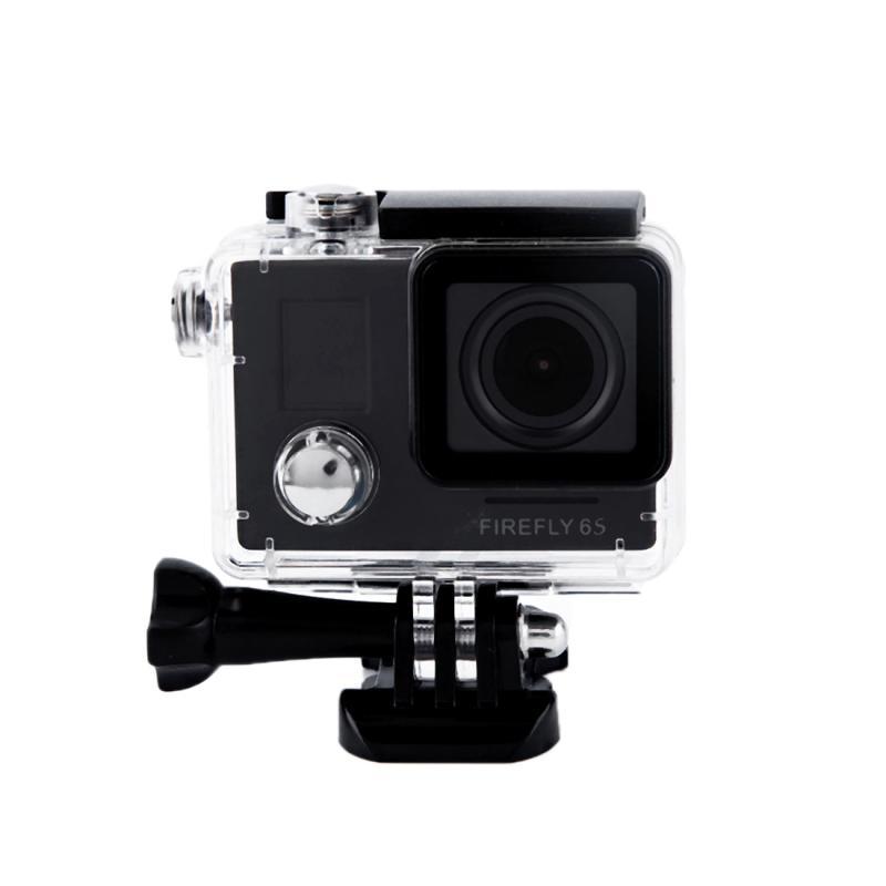 Firefly 6S Mini 4K HD 16MP WiFi DV-actie sport Camera voor FPV(zwart)