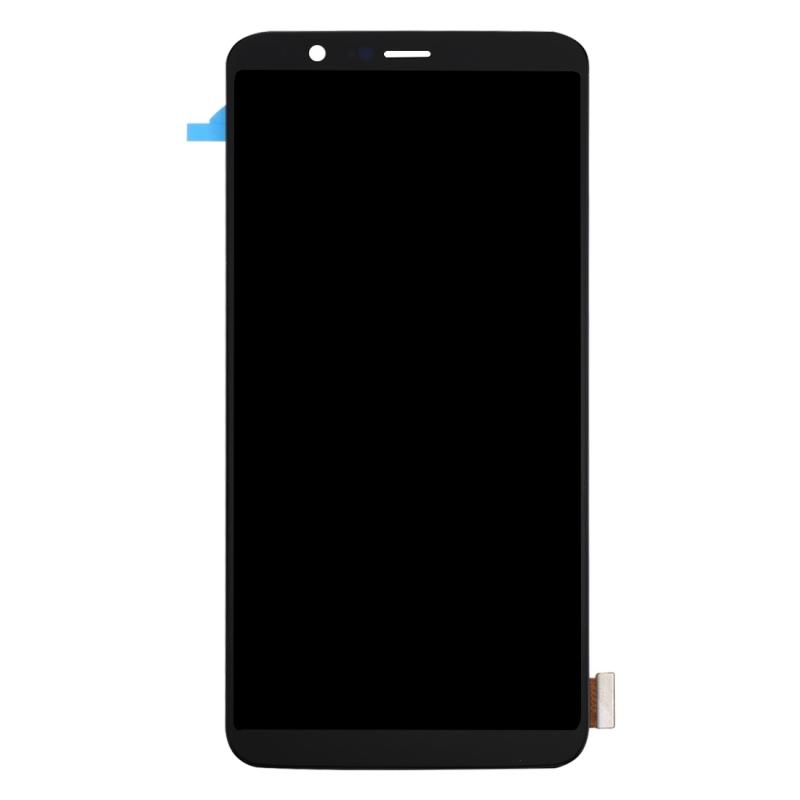 OnePlus 5T LCD-scherm en Digitizer full Assembly(Black)