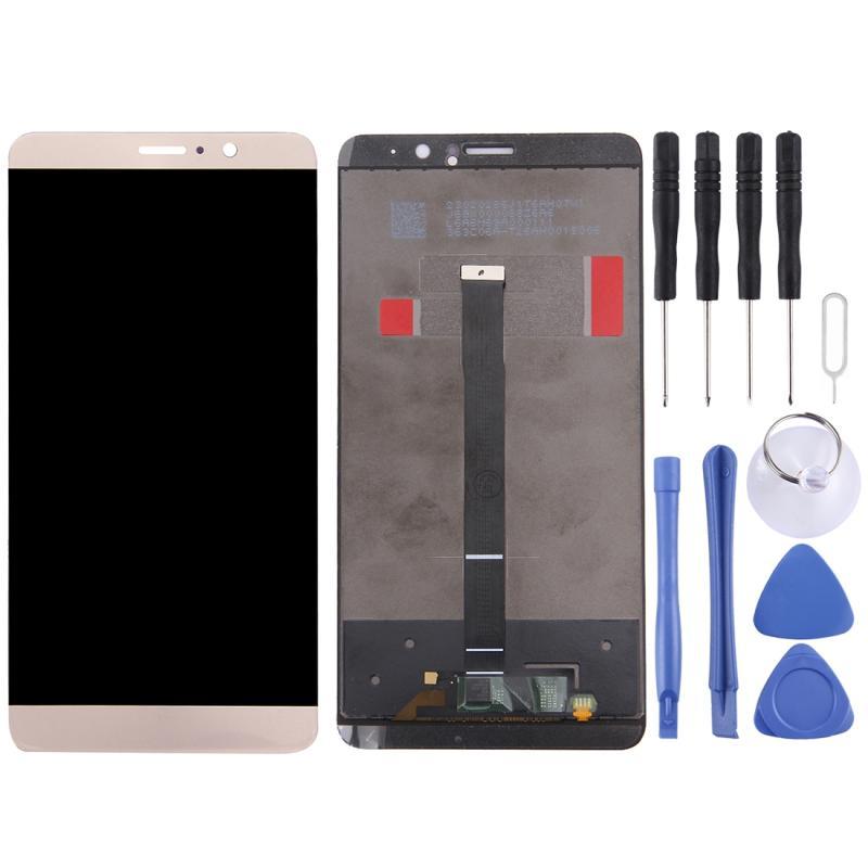 Huawei Mate 9 LCD-scherm en Digitizer full Assembly(Gold)