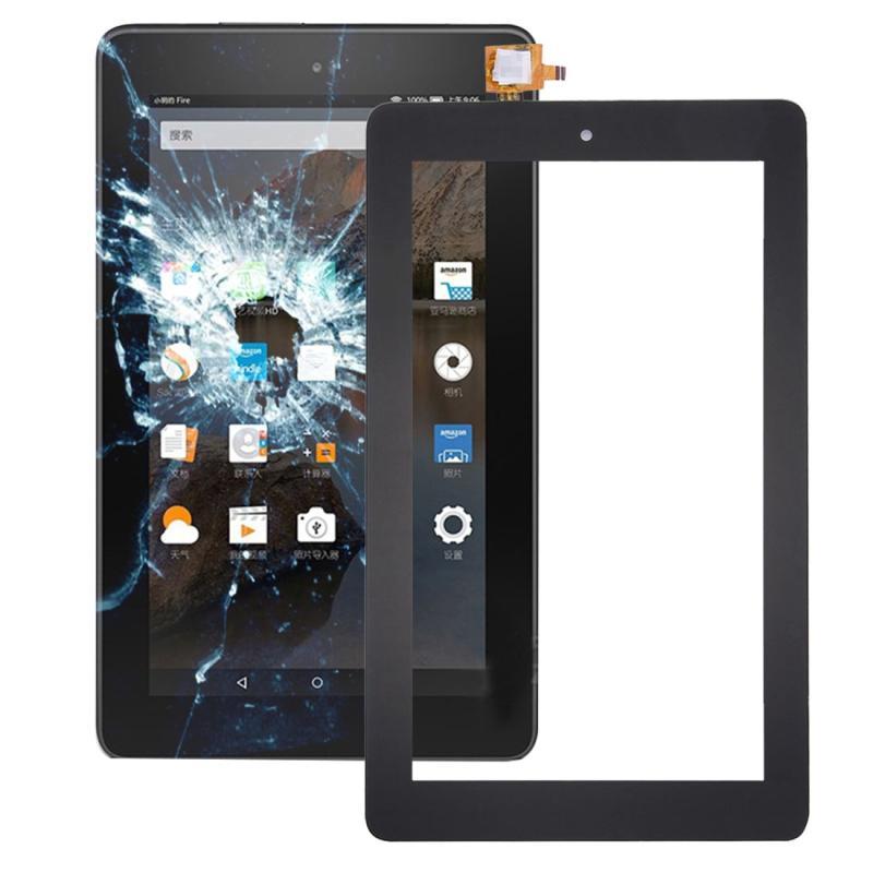 Afbeelding van Touch Panel voor Amazon Fire 7 2015 (zwart)