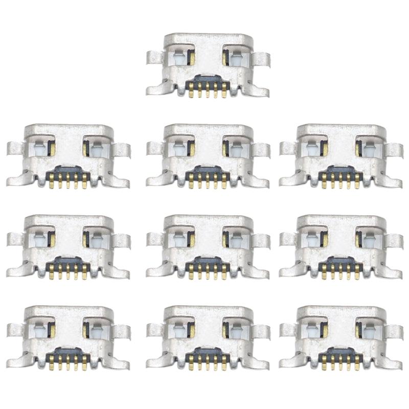 Afbeelding van 10 stuks opladen poort connector voor BlackBerry 9900/9930