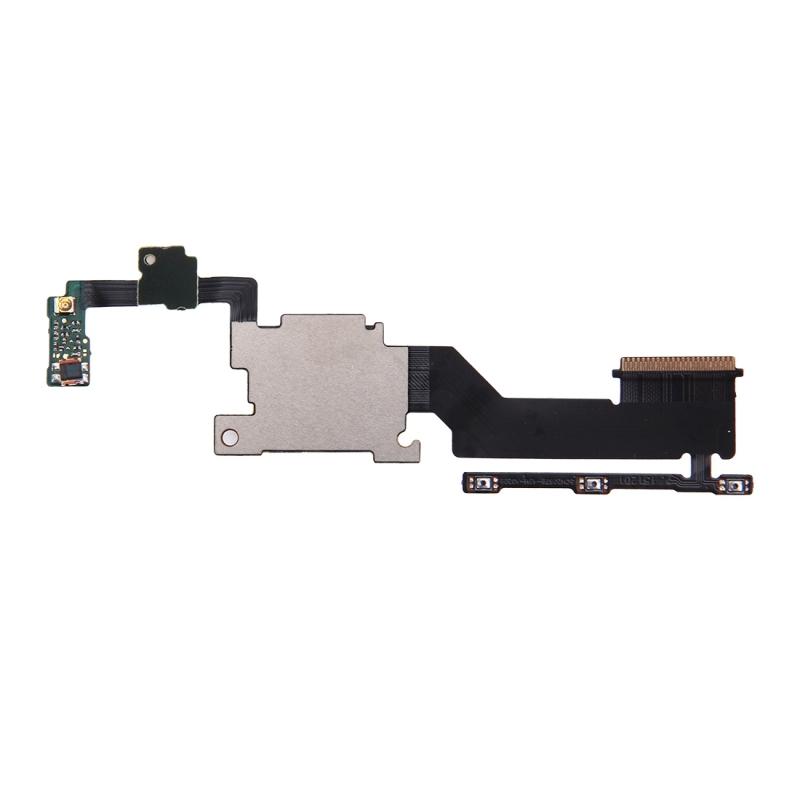 SD Card aansluiting + Power knop & volumeknop Flex kabel voor HTC One M9 PLUS
