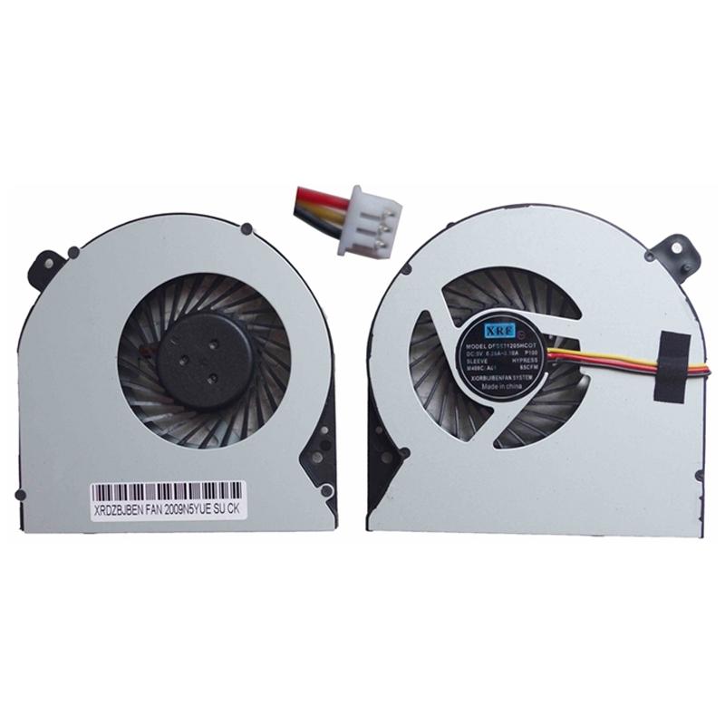 Afbeelding van 1.56W laptop Radiator Cooling Fan CPU koelventilator voor ASUS K55 / K55D