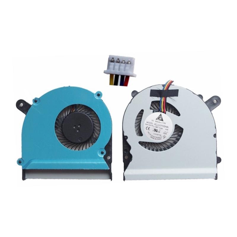 Afbeelding van 1.56W laptop Radiator Cooling Fan CPU koelventilator voor ASUS S400 / S400C