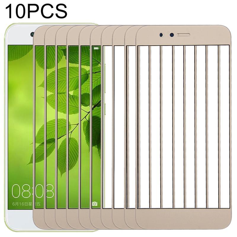 Afbeelding van 10 PCS Huawei nova 2 Front scherm buitenste glas Lens(Gold)
