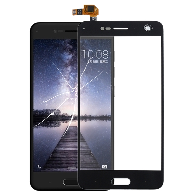Touch Panel for ZTE Blade V8 (Black)