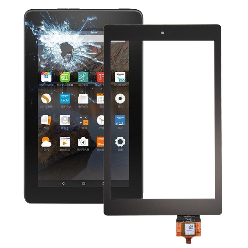 Afbeelding van Touch Panel voor Amazon Fire HD 8 (2016 6e Gen) (zwart)