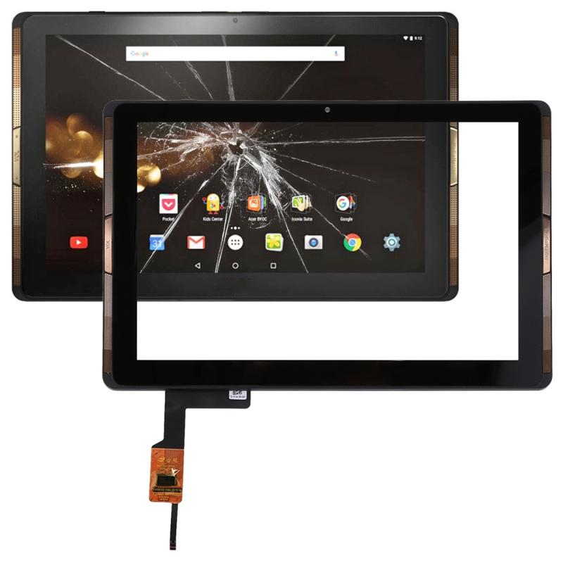 Touch Panel with Frame for Acer Iconia Tab 10 / A3-A40 (Black)