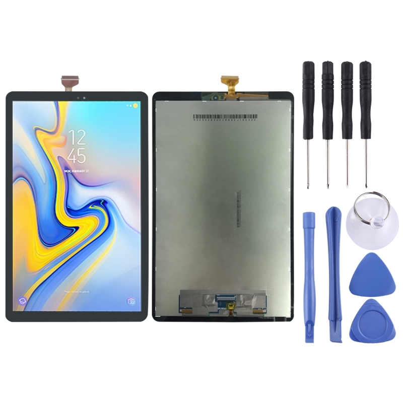 LCD Screen and Digitizer Full Assembly for Samsung Galaxy Tab A 10.5 / T590 (WiFi Version)(Black)