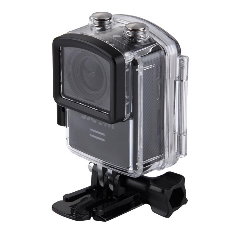 SJCAM M20 HD 2K WiFi 1.5 inch LTPS scherm Mini waterdichte actie sport Camera met 166-graden groothoek Lens(Black)