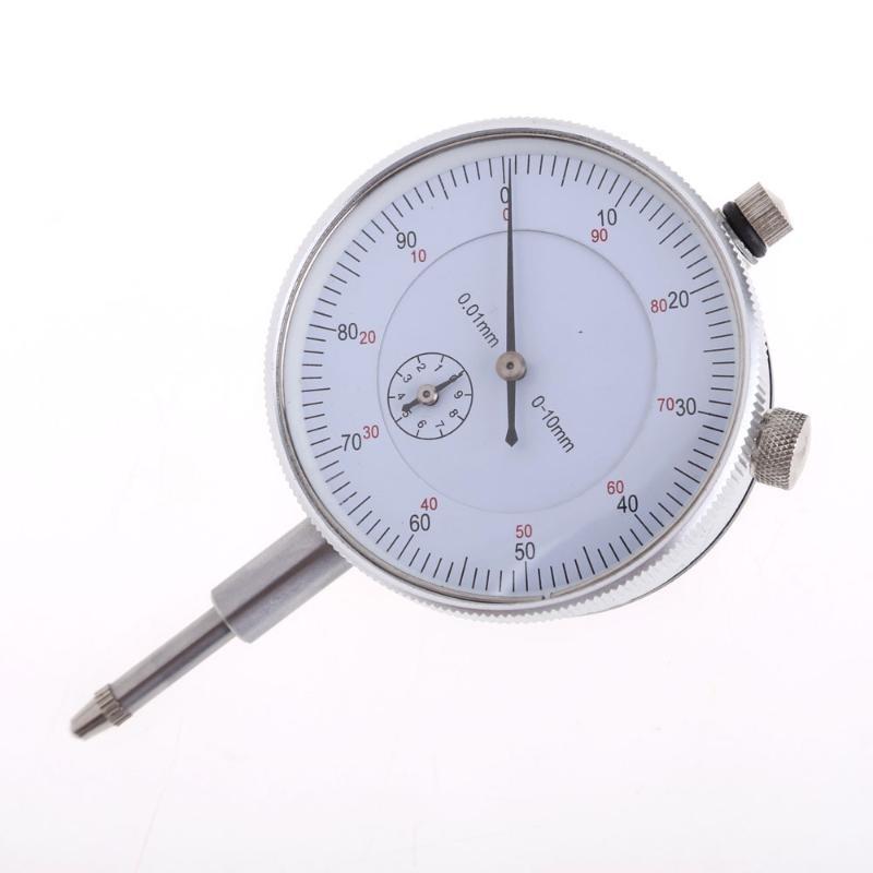 Afbeelding van 0.01 mm precisiegereedschap Dial indicator meter professionele draagbare Dial test indicator nauwkeurigheid meet instrument tools