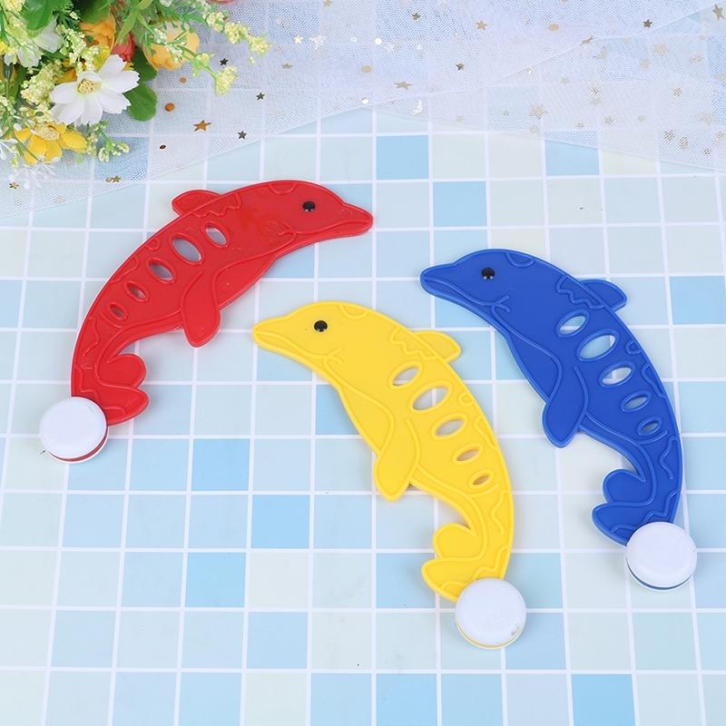 Afbeelding van 3 STKS zomer zwemmen duik speelgoed sets dolfijn spelen water speelgoed