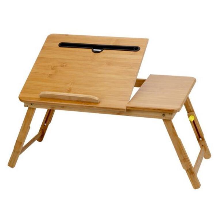 Afbeelding van Nanzhu vouwen computer tabel bed Card slot laptop tabel eenvoudige lui Lift computer bureau grootte: medium 54cm (geen lades en geen ventilatoren)