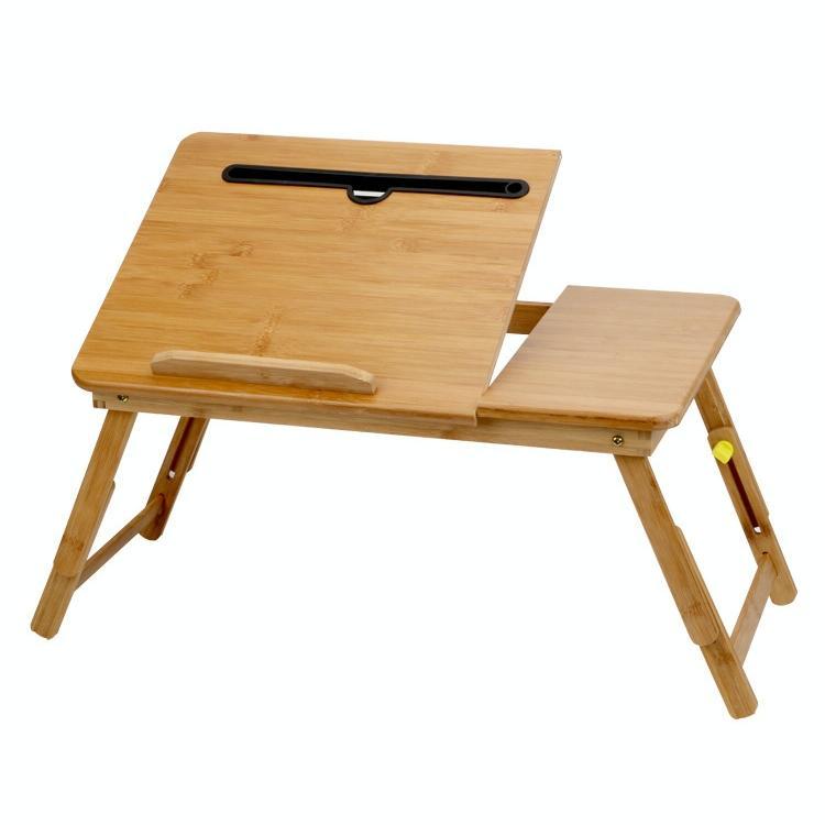 Afbeelding van Nanzhu vouwen computer tabel bed Card slot laptop tabel eenvoudige lui Lift computer bureau grootte: Large 72cm (geen lades en geen ventilatoren)