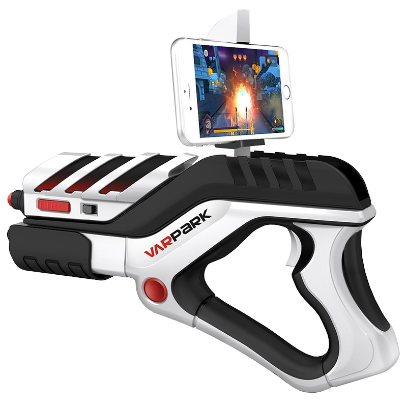 Afbeelding van HAOBA draagbare Bluetooth 4.4 VR AR Game Controllers AR speelgoed spel met 3D-AR-Games voor iPhone Android Smart Phone