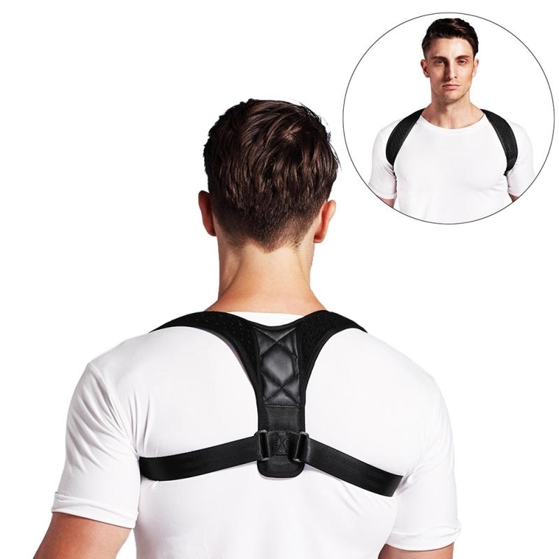 Adjustable Brace Support Belt Back Posture Corrector