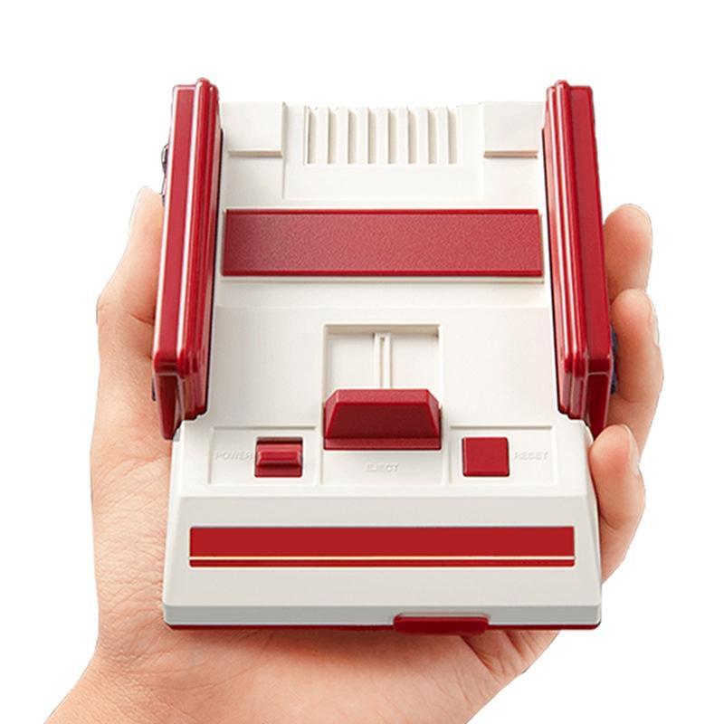 Afbeelding van Retro klassieke TV Mini AV poort Video Game Console ingebouwde 500 Games Amerikaanse Plug
