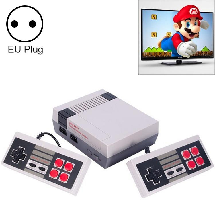 Retro klassieke TV Mini HDMI HD-Video Game Console  ingebouwde 600 spellen  EU Plug